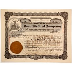 Reno Medical Co Stock  (90572)
