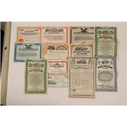 Northern California Stocks & Bonds  (117215)