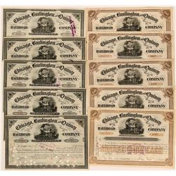 Chicago, Burlington and Quincy Railroad Co  (117545)