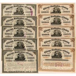 Chicago, Burlington and Quincy Railroad Co  (117545)