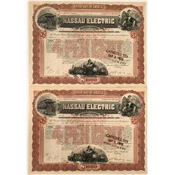 Nassau Electric Railroad Co.   (115950)