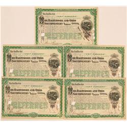The Baltimore and Ohio Southwestern Railway Co.   (115882)