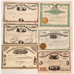 Pennsylvania Railroad Collection  (117869)