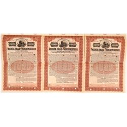 Wichita Falls & Northwestern RY Company Bonds  (117490)