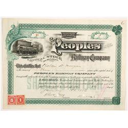 Peoples Railway Company  (83819)