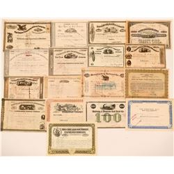Railroad Stocks  (110526)
