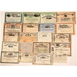 Railroad Stocks  (110527)