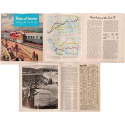 Points of Interest along the Santa Fe Rail line  (120236)