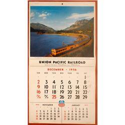 Union Pacific Railroad Calendar  (63402)