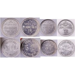 Indian Trader Tokens  (89241)