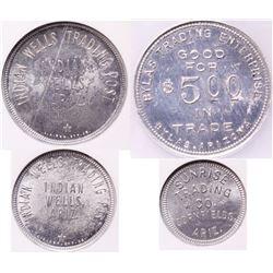 Indian Trader Tokens (Anillo Restrikes)  (89239)