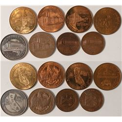 Eight Money / SF Mint Related Tokens  (85449)