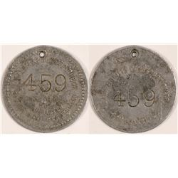 San Francisco: Healey Tibbits Construction Co. Token  (85416)