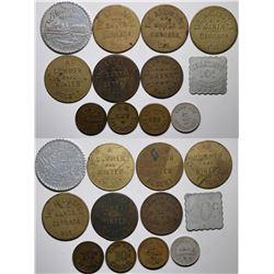 Santa Barbara Token Collection  (119767)