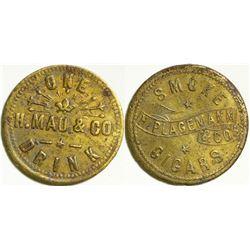 H. Mau & Company Token!  (108387)