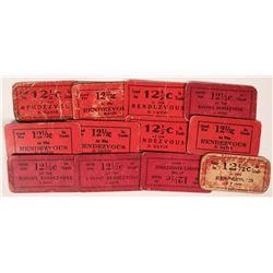 Rendezvous Paper Token Hoard  (119113)