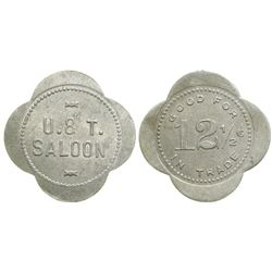 U & T Saloon Token  (89057)