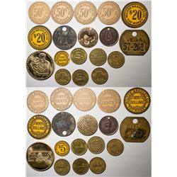 Miscellaneous Tokens  (117080)