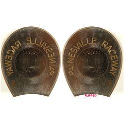 Painesville Raceway Lucky Encased Cent Die  (80023)