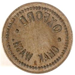 Oxford, WA Token Die  (85663)