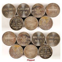 Seven Union Medal Die  (80710)