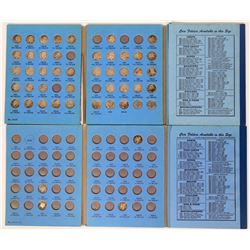 Mercury and Roosevelt Dime collection  (117552)