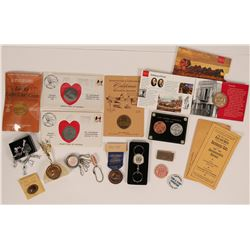 Miscellaneous California Medals and Tokens  (117290)