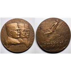 Bataille De La Marne Medal  (119753)
