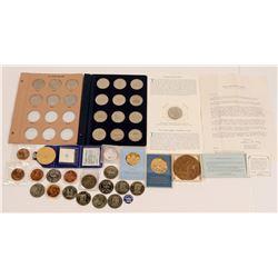 Patriotic Medal Collection  (117682)