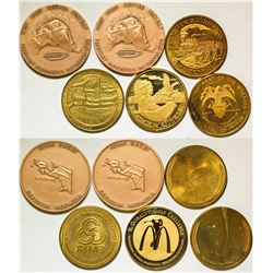Six Medals  (87303)