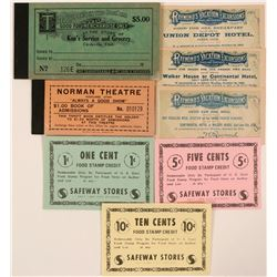 Utah Scrip Collection  (119730)