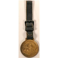St. Helens Medal FOB for the Columbia County Pioneer Association  (118185)
