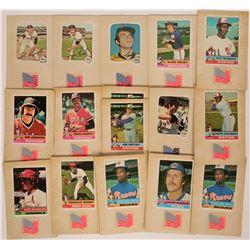 Baseball Postcards Odd Collection  (119696)