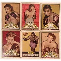 Topps Ringside Boxing Cards  (108806)