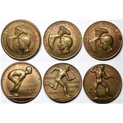 National Collegiate Medals  (118820)