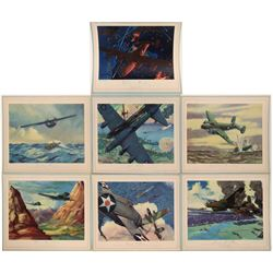 """""""Early Epics, WWII"""" by Charles Hubbell  (109442)"""