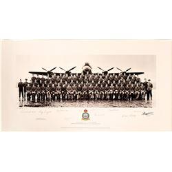 Dambusters 617th Squadron Crew Photo  (108983)