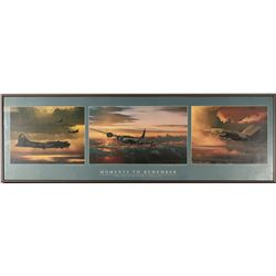 Moments to Remember lithograph by Wm. Phillips  (108422)