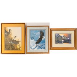 Birds! Birds! Artwork (3 Pieces)  (56859)