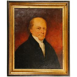Portrait of a Man, American, c1750  (57753)