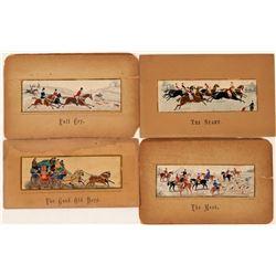 Stevengraph Silk Woven Pictures  (117179)