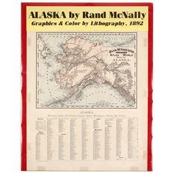 Map of Alaska  (72001)
