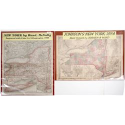 New York Maps (2)  (64214)