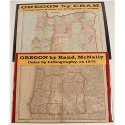 Maps of Oregon  (72006)