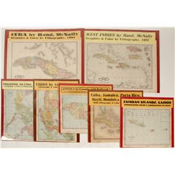 Maps of Different Island Groups (7)  (63208)
