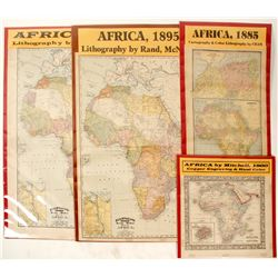 Africa Maps (4)  (63207)