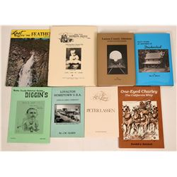 Books about California's Lassen County  (113068)