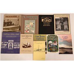Books about California's Coastal History  (113064)
