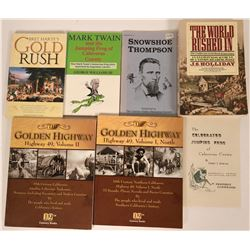 Books about the Motherlode Country in California  (113069)