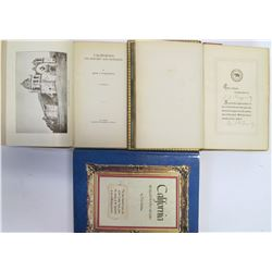 California History Books (3)  (63328)